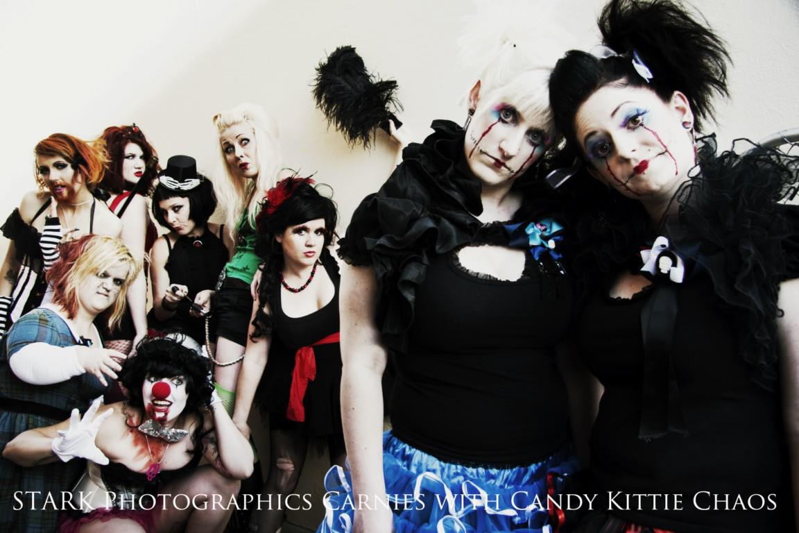 KITTIE CHAOS BY STARK PHOTOGRAPHY